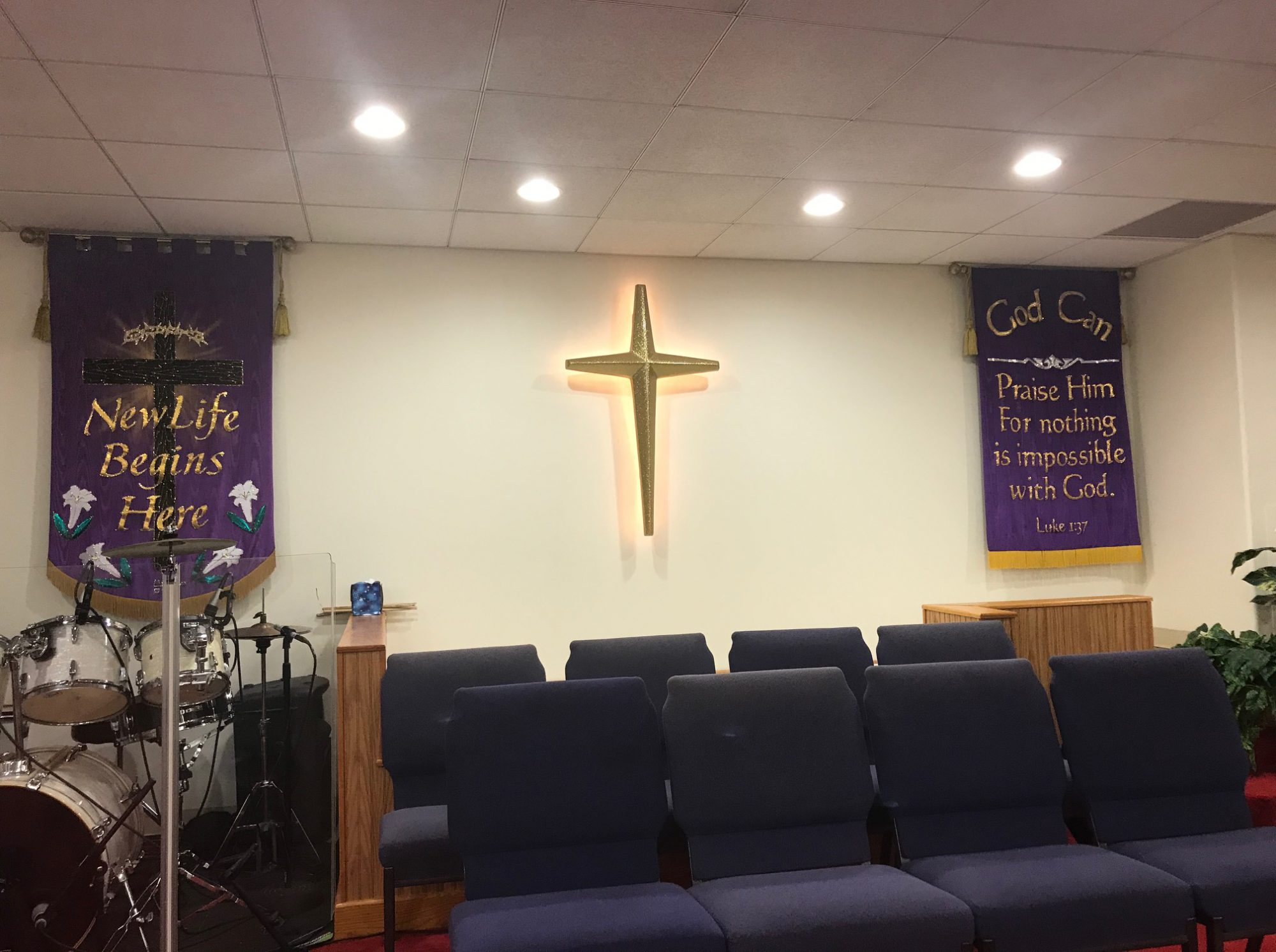 New Life Christian Center